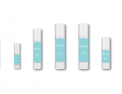 Introducing our new skincare range RGA Skin