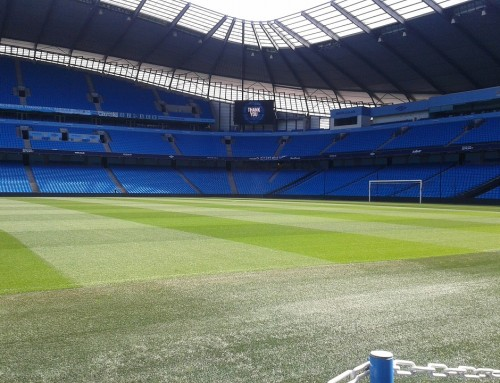 RGA Clinicians at Manchester City's Etihad Stadium, training on the new Plasma Pen